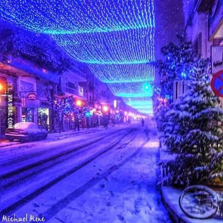 This is my city right now Volos, Greece