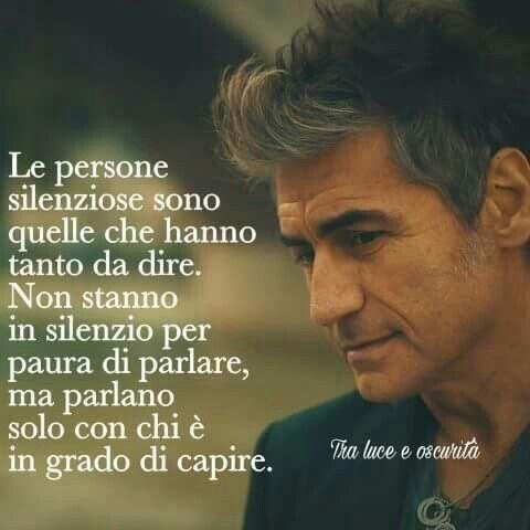 ✔ Le persone silenziose - Luciano Ligabue
