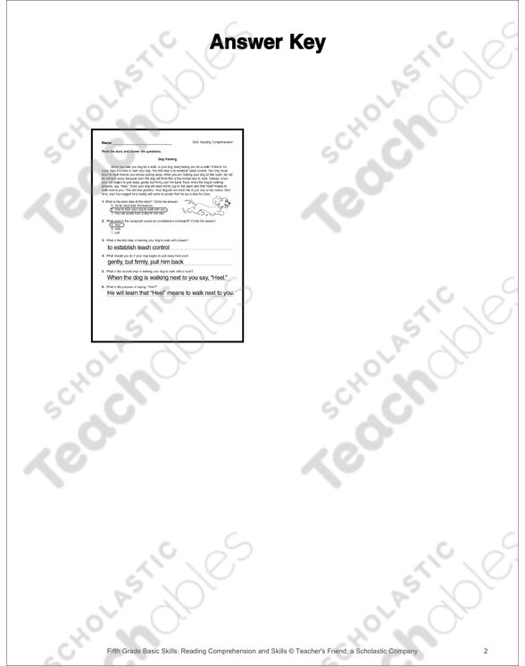 38+ Accelerate learning worksheet answers key 5th grade Info