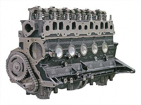 Mopar Performance 47L Stroker LongBlock retrofit engine