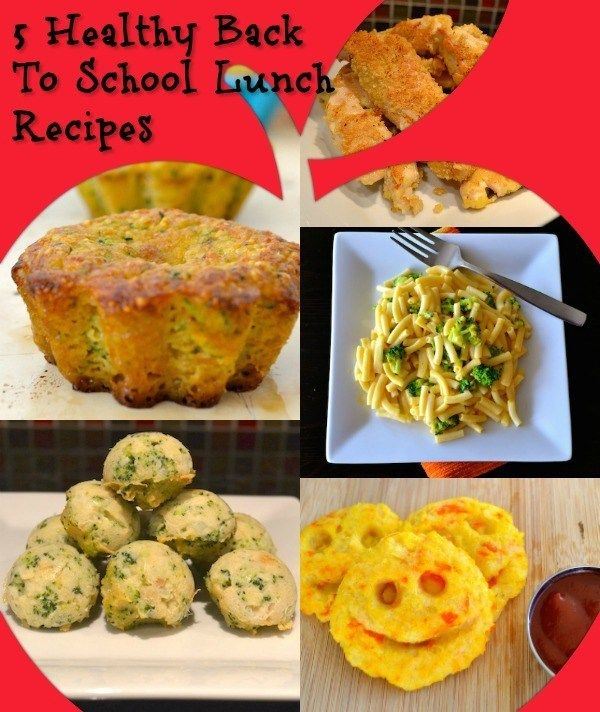 Yes, it is time to go back to school again and I made a list of my favorite 5 Healthy Back To School Lunch Recipes. Easy to make, healthy, and made with fresh ingredients.  My kids love these …