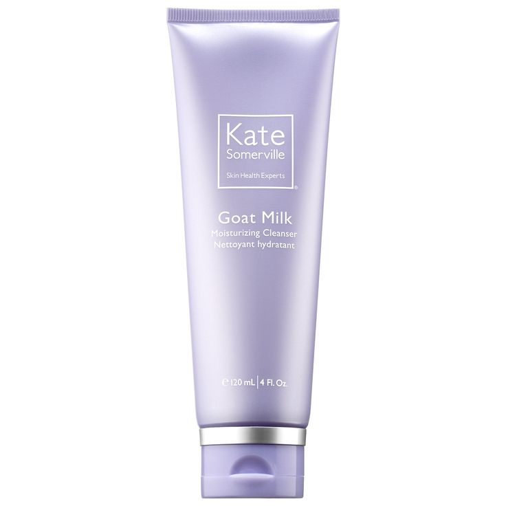 Shop Kate Somerville's Goat Milk Moisturizing Cleanser at Sephora. This innovative creamy, cleanser gently removes impurities and makeup without stripping skin.