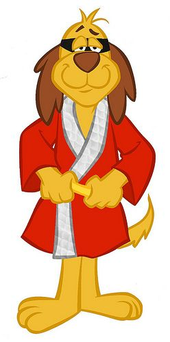 Hong Kong Phooey - Number one super guy.
