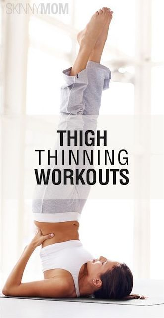 Thigh thining workouts