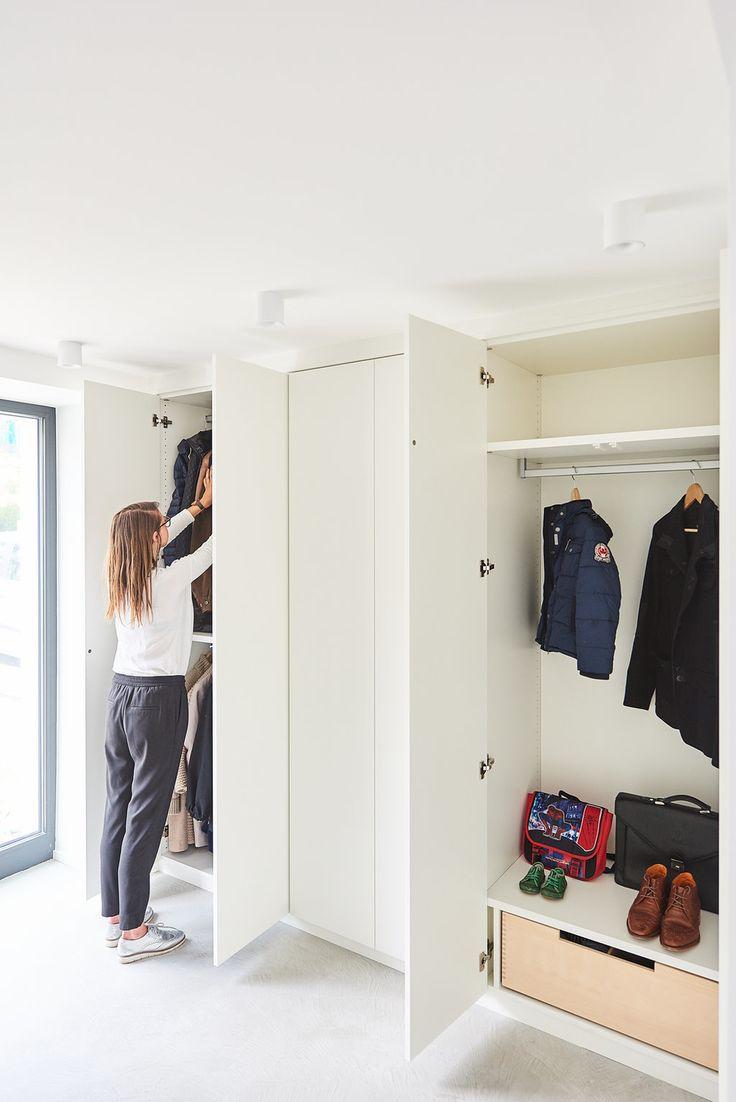 Camber - Foto's : Ontdek hier de realisaties van Camber : slaapkamers, dressings of boekenkasten. Vind uw kast op maat!