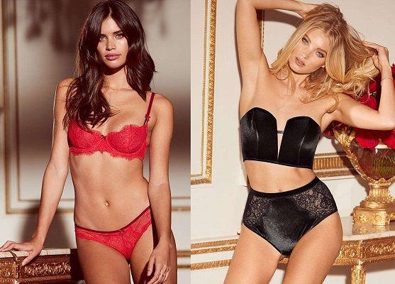 Victoria's Secret Natale 2016 intimo capodanno