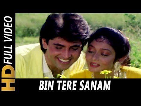 Bin Tere Sanam | Udit Narayan, Kavita Krishnamurthy | Yaara Dildara 1991 Songs - YouTube