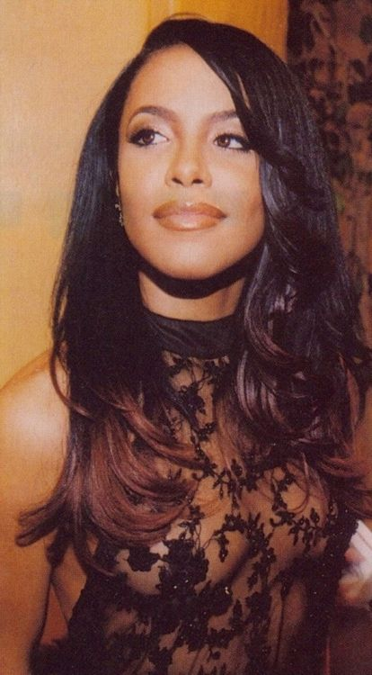 <3 Aaliyah. Gone too soon but NEVER forgotten! <3