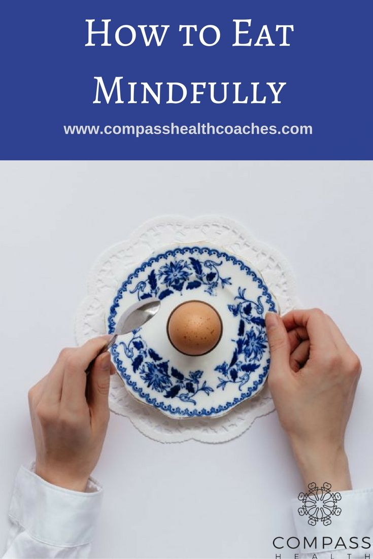 mindful eating. how to eat mindfully