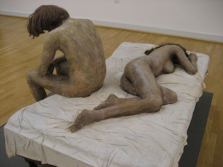 """Morning"", Sculpture - Kurt Trampedach"