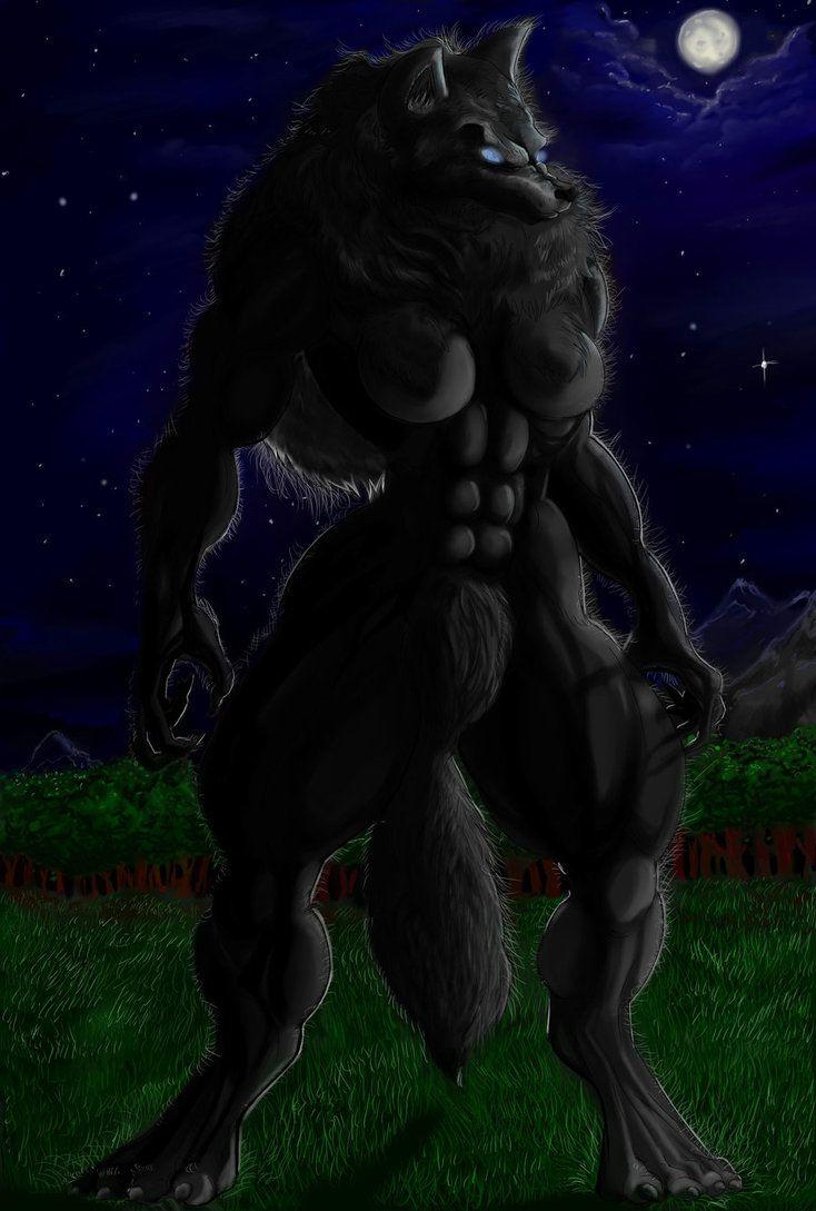 Werewolf Transformation by HarshRealities on DeviantArt