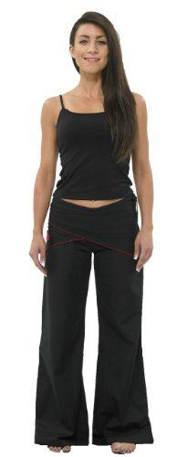 Tribal Earth Cotton Yoga Trousers With Beautiful Cross Over (14/42, Classic Black) Tribal Earth http://www.amazon.co.uk/dp/B005I8E0WS/ref=cm_sw_r_pi_dp_DUkBvb0C4QR7A
