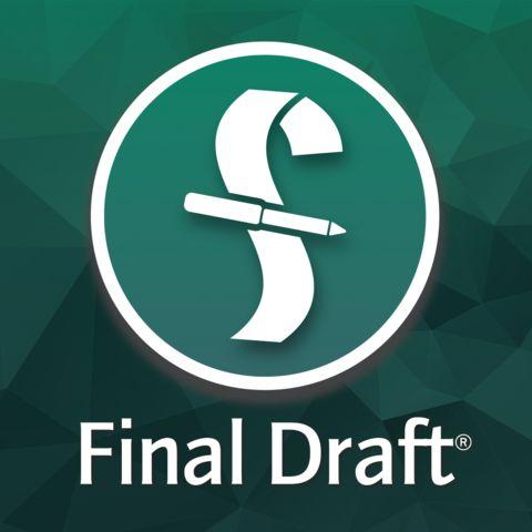 Final Draft Software: The Best Script & Screenwriting Software