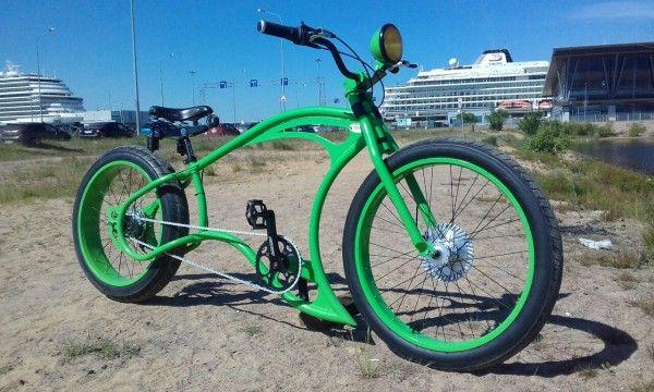 Custom Cruiser Rahmen Tsp Wave Hc 130mm Limited Edition Demon Gabel Hc Classic Cycle Gabel Rahmen Fahrrad
