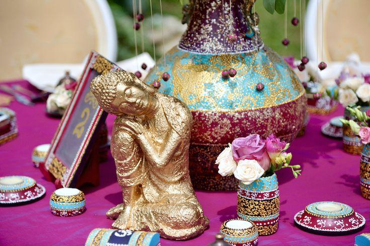 July 2015: Indian Vibe Wedding Theme | Satori Art & Event Design | Cluj Napoca, Romania