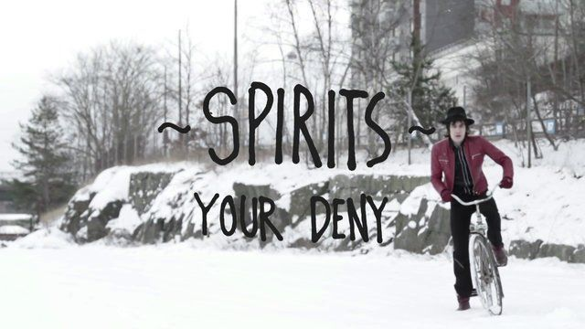 Spirits - Your Deny by Daniel
