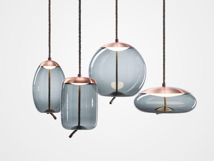Brokis - Lights - Interior - Design. KNOT by Chiaramonte Marin