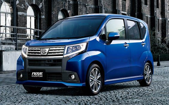 Daihatsu Move Cars Available In Pakistan Check All Features And