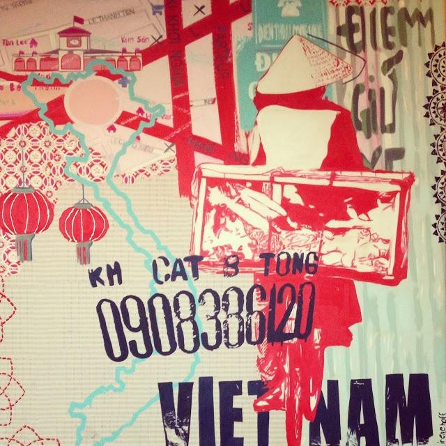 25 best Vietnam restaurant ideas on Pinterest Graphic design