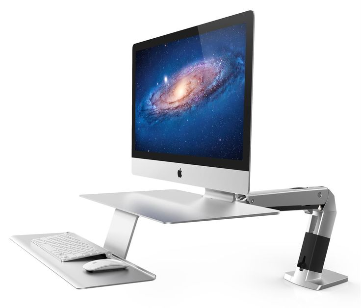 17 Best Ideas About Sit Stand Workstation On Pinterest