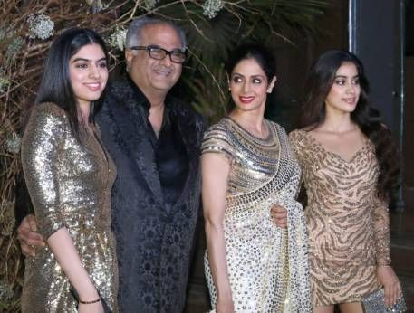 Boney Kapoor has big dreams for Jhanvi