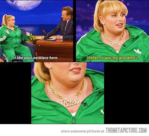 hahaha i love her