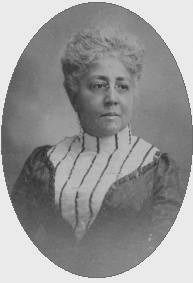 Josephine St. Pierre Ruffin (1842 – 1924) was an African American publisher, journalist, civil rights leader, suffragist and the founder and editor of Women's Era, the first journal written by and for African American women. Together with her husband George Lewis Ruffin, Josephine worked to recruit black soldiers to the Union cause during the Civil War and to support the men in the field.