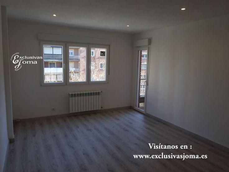 17 mejores im genes sobre las tablas pisos reformados en - Reforma completa piso ...