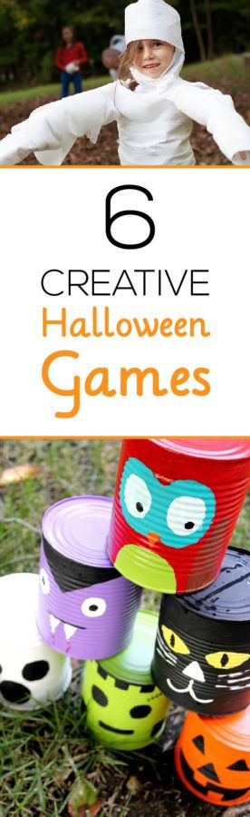 These games are so fun! my kids loved them. Take a minute to read 6 halloween games that will make your party a hit!
