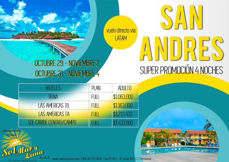 Conoce y disfruta con nosotros la más grande de las Islas del Archipiélago de San Andrés, Providencia y Santa Catalina.