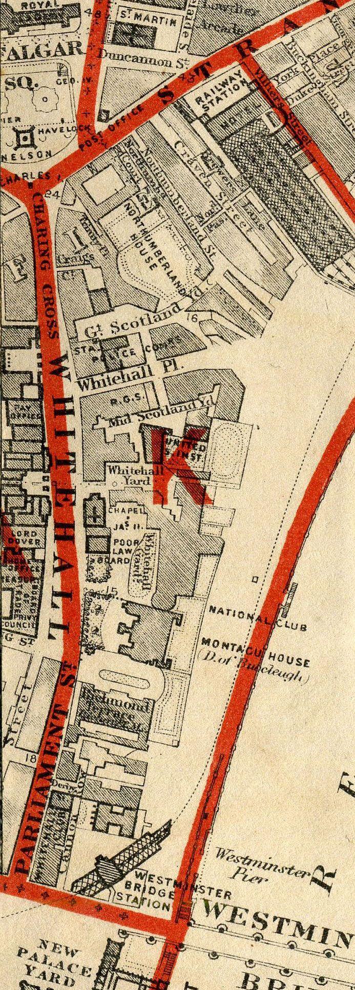 Stanfordu0027s School Board Map Westminster 1877