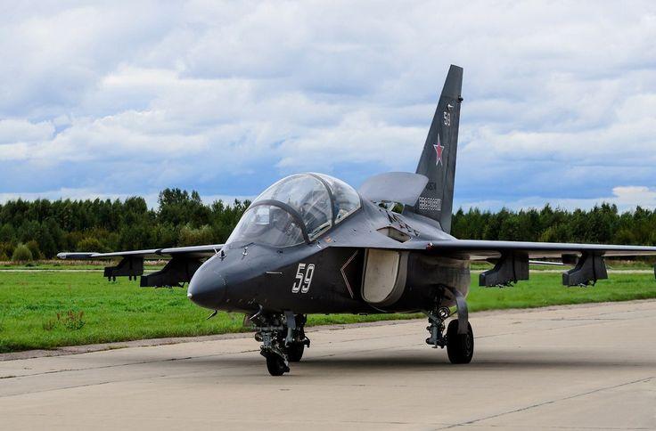 """russian-air-force: """"YaK130"""""""