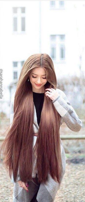 ♔ Beautiful Long & Shiny Hair | Uℓviỿỿa S.
