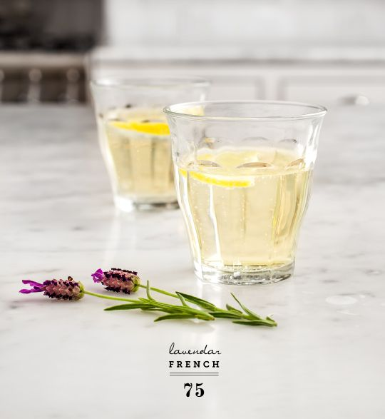 Lavender french 75 | Recipe | French 75, Lavender and French
