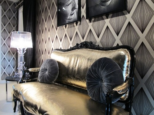 Glitz and glamour.....Wallpaper