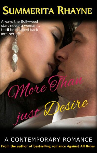 Cover reveal  of More Than Just Desire, a contemporary romance set against Bollywood backdrop.Thanks Debdatta Sahay of Book R3vi3ws for hosting! http://www.b00kr3vi3ws.in/2015/11/coverreveal-more-than-just-desire.html