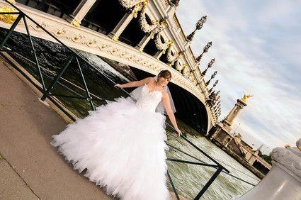 Franse bruiloft...