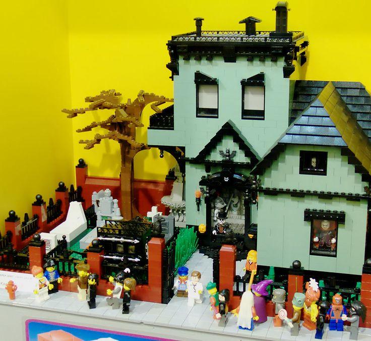 Halloween Lego fun