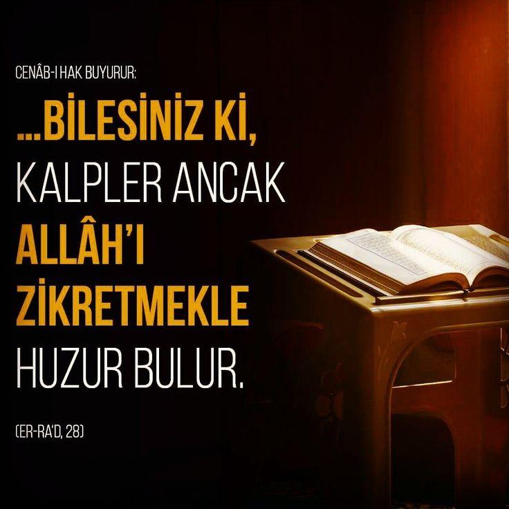 Huzur.  #zikir #kuran #kalp #Allah #huzur #islam #ilmisuffa