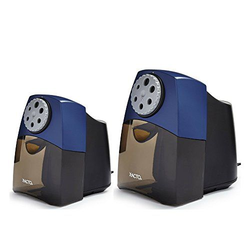 X-ACTO TeacherPro Classroom Electric Pencil Sharpener  Heavy-duty electric pencil sharpener designed specifically for classroomsDurable construction stands up to wear and tearQuiet electric motor provides reliable power with minimal disruption…  Read More  http://dailydealfeeds.com/shop/x-acto-teacherpro-classroom-electric-pencil-sharpener/