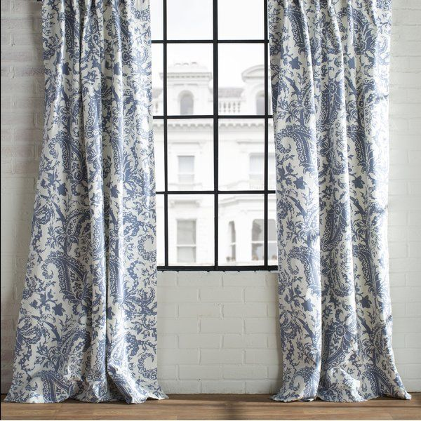 Best 25 Paisley Curtains Ideas On Pinterest Bohemian