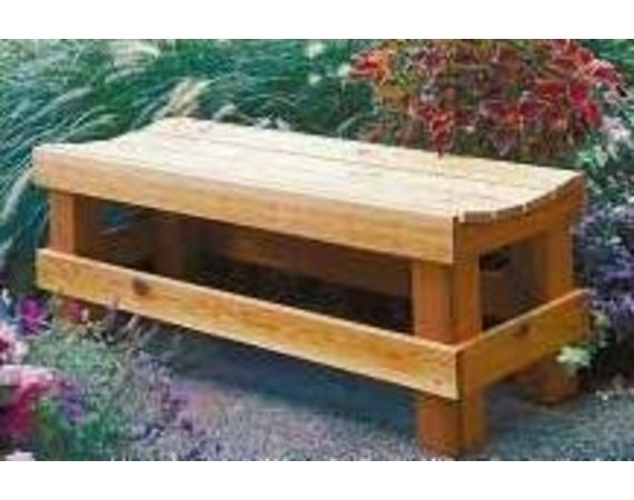 146 best Garden Benches images on Pinterest Log benches Wood