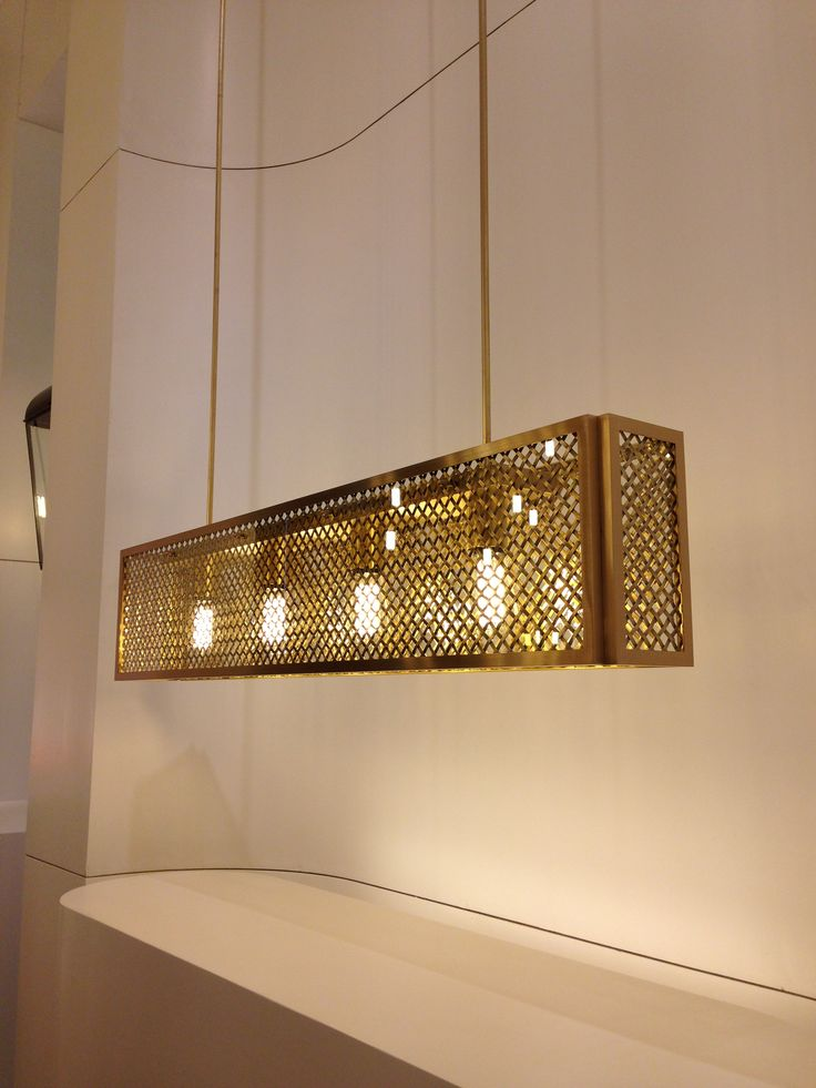 The Studio Harrods Visits Maison Amp Objet Tekna Nautic Lighting Around The House Lighting
