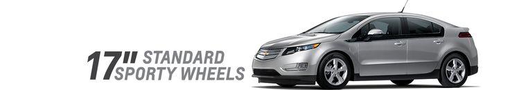2014 Volt: Electric Car - Hybrid Car | Chevrolet