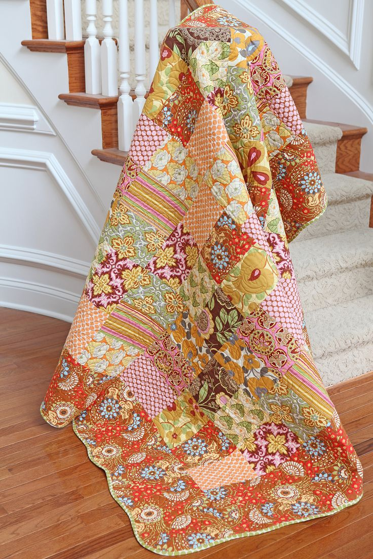 If you've never made a quilt before, this tutorial will take the mystery out of…