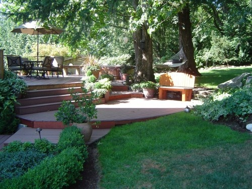1000 images about multi level deck on pinterest patio for Multi level deck ideas