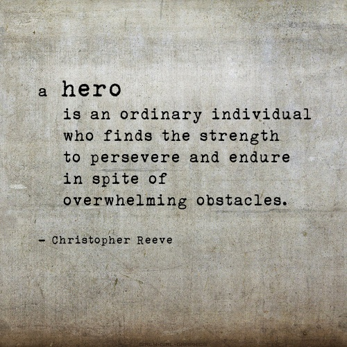 Ordinary But Extraordinary Heroes