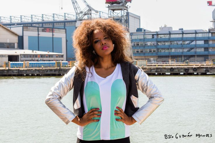 Mint Blouse, R/H for Flow Collection