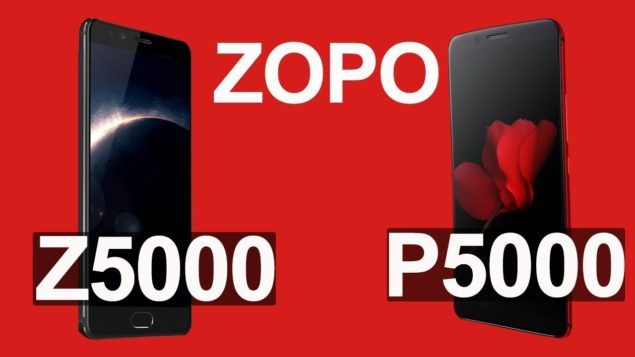 #Zopo P5000 Mobile Specifications and Features vs Zopo Z5000 Mobile Specifications and Features: Comparison