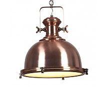 Hanglamp Old Burdie Rood Koper